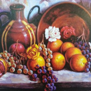 Still-Life-with-Fruits